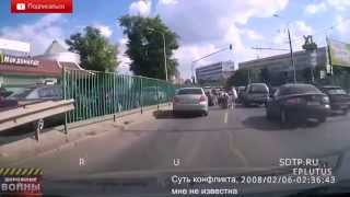 Ужасные аварии с видеорегистраторов 2014