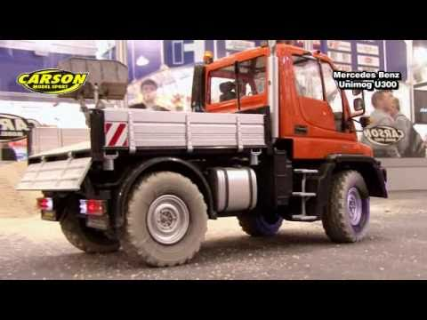 mercedes benz unimog u300 100 rtr youtube. Black Bedroom Furniture Sets. Home Design Ideas