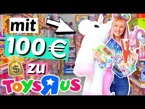 Was bekommt man für 100€ bei Toys'R'us? 💰Kranke Spielzeuge | ViktoriaSarina