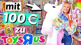 Was bekommt man für 100€ bei Toys