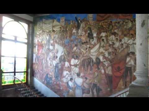 Inside - CHAPULTEPEC CASTLE - Paintings