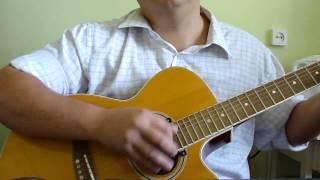 Обзор акустичкской гитары Trembita BG47 акустика Трембита
