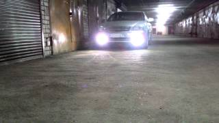 Светодиодные лампы в ПТФ Lacetti