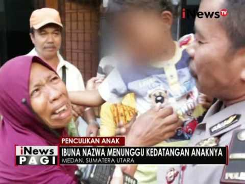 Najwa, bocah korban penculikan di Medan sudah ditemukan - iNews Pagi 24/10