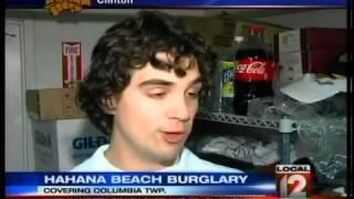 Hahana Beach Robbery