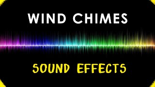 WIND CHIMES // SOUND EFFECT (downloadable + royalty free)