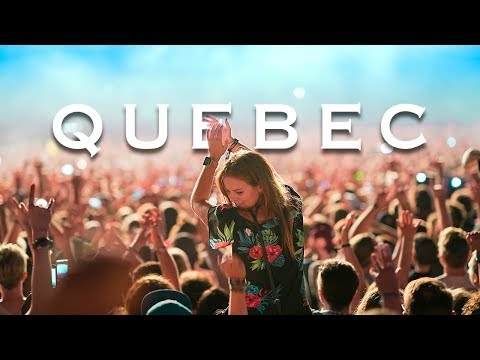 CANADA'S BEST MUSIC FESTIVAL? | Quebec Summer Festival in 4K
