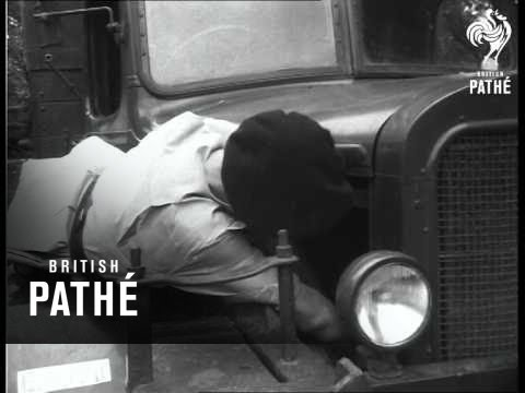 Selected Originals - Kenya Report (1953)