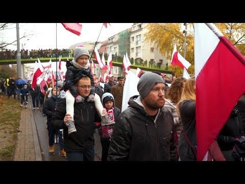 Marsz Niepodległości - Szczecin 2018