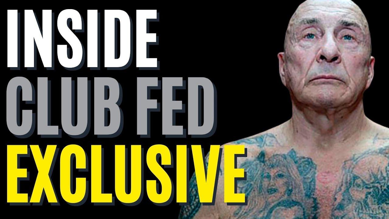 Minimum Security Prison & Life Inside Club Fed