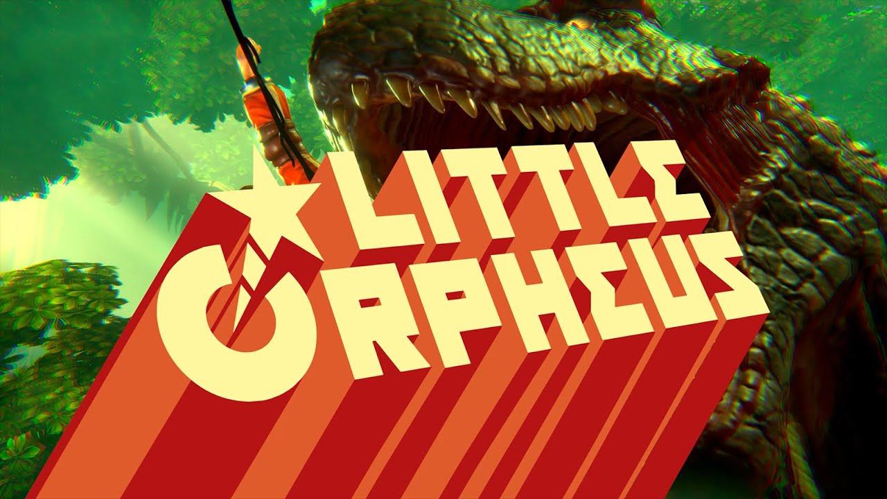 Little Orpheus - Launch Trailer | Apple Arcade