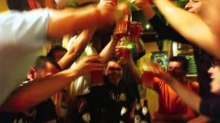 COMO UNA BALA EXTERMINADOR (PROMO 2014)  con una cerveza