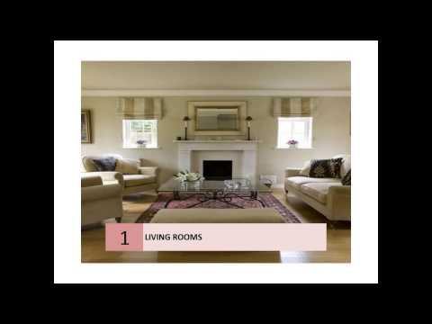 Lovely Living Rooms on Pinterest
