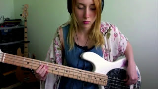 Blondie - Atomic (bass cover)