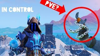*NEW* Fortnite Battle Royale Ice Ball Secrets Found! Ice King in Control?! Event Theory!! (Spoilers)