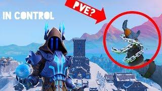 * ¡Nuevos* Fortnite Battle Royale Ice Ball Secrets encontrados! ¡¿Rey de Hielo en Control?! Teoría del evento!! (Spoilers)