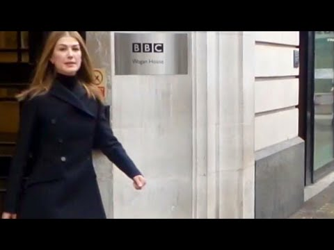 Rosamund Pike in London 04 01 2018