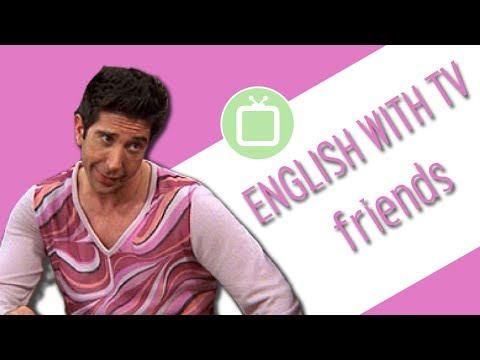 English with Friends TV: Ross' New Shirt