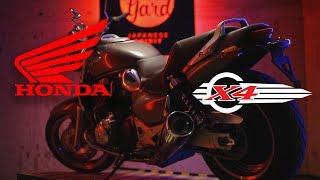 мнение о Honda X4
