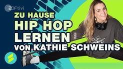 Hip Hop für zuhause mit Kathie Schweins - Die Sportmacher | ZDFtivi