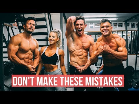 Our BEST Training Tips (Do This To Build Muscle)
