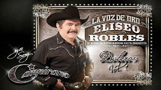 Eliseo Robles - Boleros con La Voz De Oro