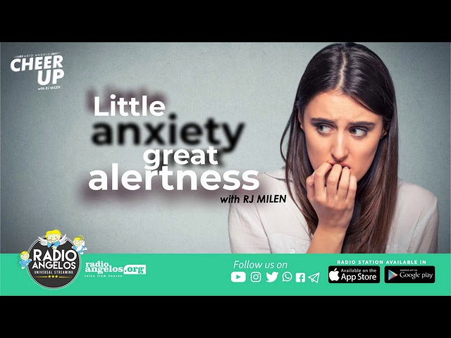 Little anxiety grate Alertness