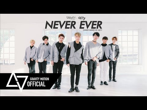 """GOT7(갓세븐) - """"Never Ever"""" M/V Cover Dance by GET7 from Thailand"""