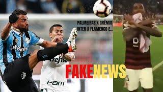 Duelo Palmeiras x Grêmio,