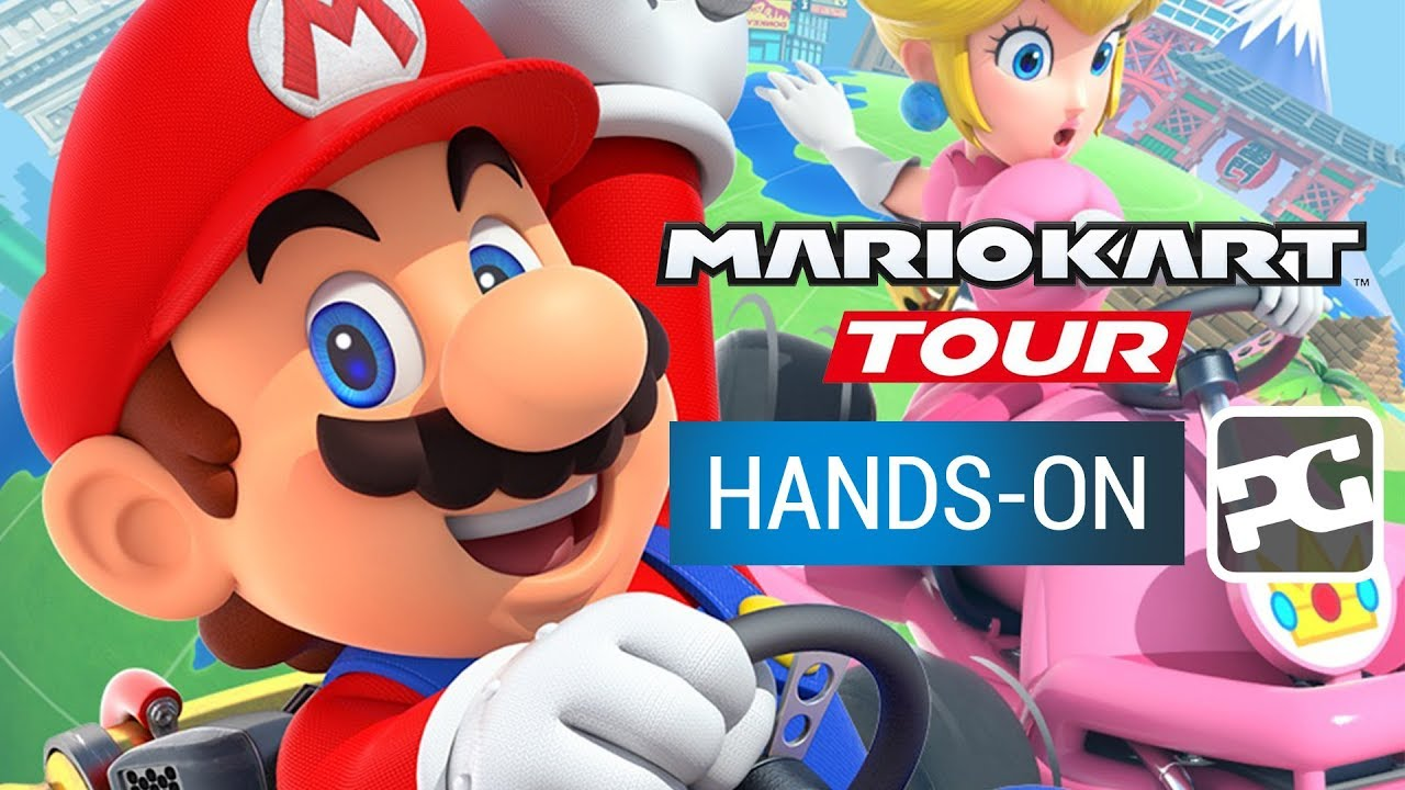 Mario Kart Tour S New Year S Tour Enters Its Second Phase