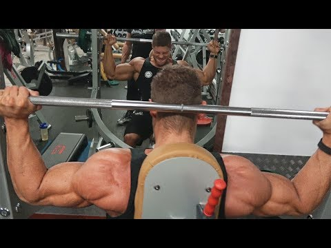 FULL Deltoid Workout - Post-Workout Food - Classic Bodybuilding