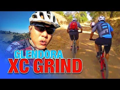 Triple Crown Series 2016 - Glendora XC Grind Knobby Time Mountain Bike Race #2
