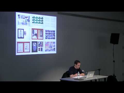 Artists on Artists Lecture Series - Sam Lewitt on Hanne Darboven