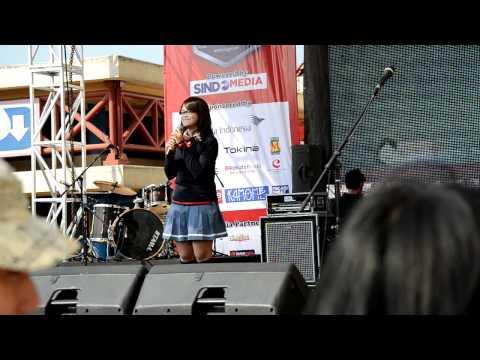 Ennichisai 2012 - Megu Karaoke Competition