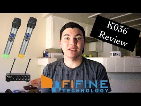 Fifine K036 Review | Best Karaoke Microphone!