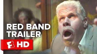 Moonwalkers Official Red Band Trailer #1 (2015) - Rupert Grint, Ron Perlman Movie HD