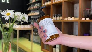 Увлажняющий лосьон для рук и тела Citrus Blend Aromatic Hand Body Lotion Evolve Organic Beauty