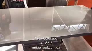 Стол Colorado DT-82-3 серый от Мебель опт