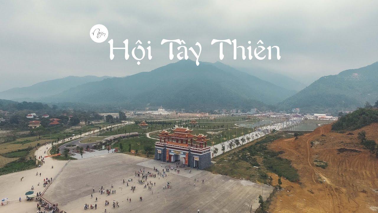 Toàn Cảnh Lễ Hội Tây Thiên Tam Đảo 2017 Qua Góc Nhìn Fly Cam