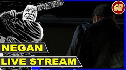 Live-Stream zu WALKING DEAD STAFFEL 6 FOLGE 16 FINALE | NEGAN SPOILER | Podcast #11 | Serienheld