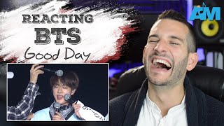 VOCAL COACH reacts to GOOD DAY by BTS