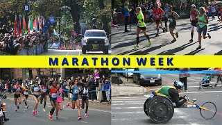 New York City Marathon by the Numbers [MARATHON WEEK 2017]