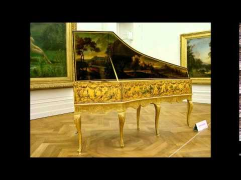 Christophe Rousset, Bach French Suite No.4 BWV 815