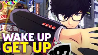 Persona 5 Dancing In Starlight: Wake Up, Get Up, Get Out There - Hard Mode - Brilliant Ranking