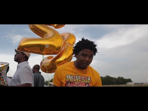 Lil Hurk MADD Da Real Gee Money Balloon Release Ceremony Shot  @Athetradic