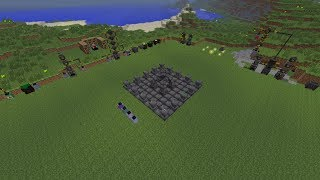 Ep 25 Thaumcraft 4.1 Tutorial: Very Efficient Tree and Charcoal Farm with Golems