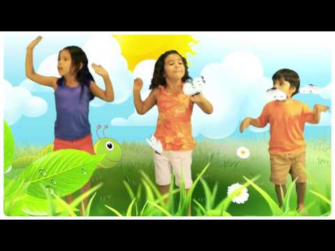 Butterfly - Kids Yoga with Bari Koral Family Rock Band