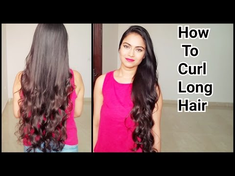 How to get natural looking curls in easiest way