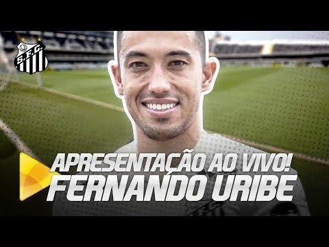 FERNANDO URIBE | APRESENTAÇÃO AO VIVO (30/05/19)