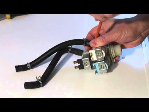 Water Inlet Valve Test For Washing Machine Doovi
